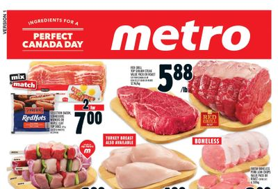 Metro (ON) Flyer July 1 to 7