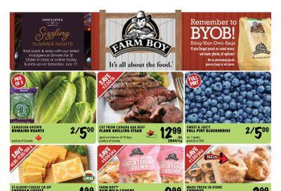 Farm Boy Flyer July 1 to 7