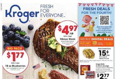 Kroger (GA, IL, LA, MI, OK, SC, TN, TX, VA) Weekly Ad Flyer June 30 to July 6