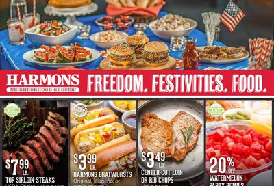 Harmons (UT) Weekly Ad Flyer June 29 to July 5