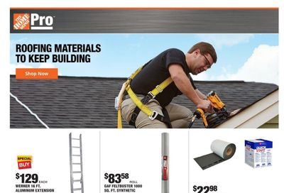 The Home Depot Weekly Ad Flyer June 28 to July 5