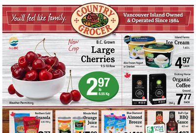 Country Grocer (Salt Spring) Flyer June 30 to July 5
