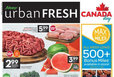 Sobeys Urban Fresh Flyer July 1 to 7