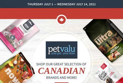 Pet Valu Flyer July 1 to 14