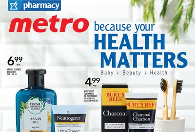 Metro (ON) Health Matters Flyer July 1 to 21