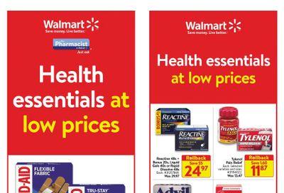 Walmart (West) Flyer July 1 to 7