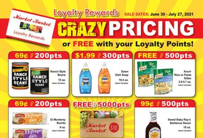 Market Basket (LA, TX) Weekly Ad Flyer June 30 to July 27