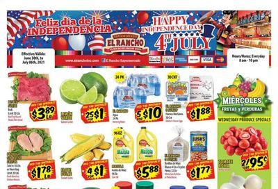 El Rancho (TX) Weekly Ad Flyer June 30 to July 6