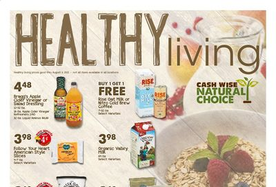 Cash Wise (MN, ND) Weekly Ad Flyer June 30 to August 3