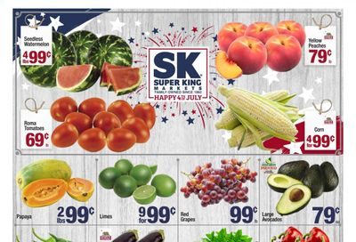 Super King Markets (CA) Weekly Ad Flyer June 30 to July 6