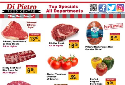 Di Pietro Food Centre Flyer July 1 to 7
