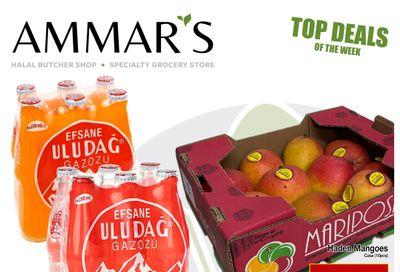 Ammar's Halal Meats Flyer July 1 to 7