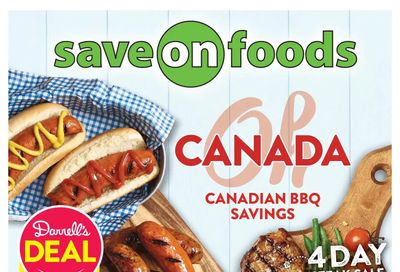 Save on Foods (SK) Flyer July 1 to 7