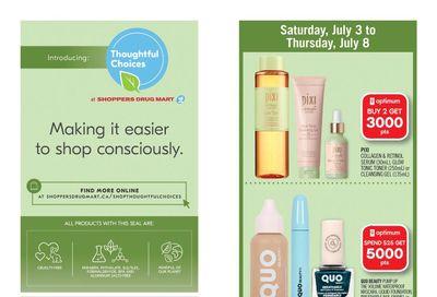Shoppers Drug Mart (Atlantic) Flyer July 3 to 8