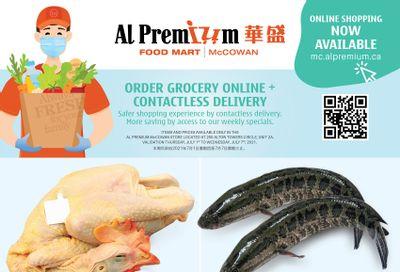 Al Premium Food Mart (McCowan) Flyer July 1 to 7