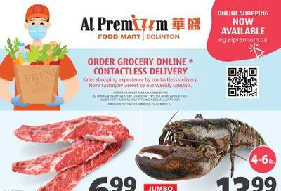 Al Premium Food Mart (Eglinton Ave.) Flyer July 1 to 7