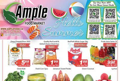 Ample Food Market (Brampton) Flyer July 2 to 8