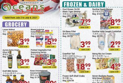 Oceans Fresh Food Market (Mississauga) Flyer July 2 to 8