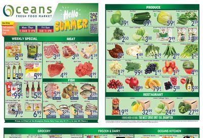 Oceans Fresh Food Market (Brampton) Flyer July 2 to 8