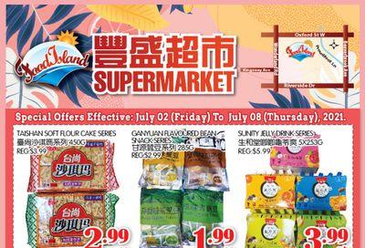 Food Island Supermarket Flyer July 2 to 8