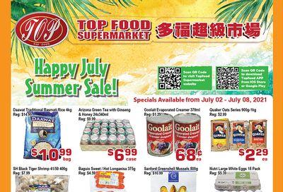 Top Food Supermarket Flyer July 2 to 8