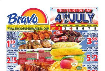 Bravo Supermarkets (CT, FL, MA, NJ, NY, PA) Weekly Ad Flyer July 2 to July 8