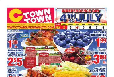C-Town (CT, FL, MA, NJ, NY, PA) Weekly Ad Flyer July 2 to July 8