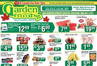 Garden Foods Flyer July 2 to 8