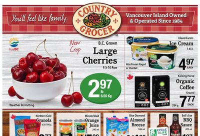 Country Grocer Flyer July 2 to 8