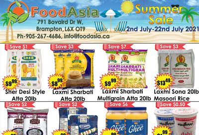 FoodAsia Flyer July 2 to 22