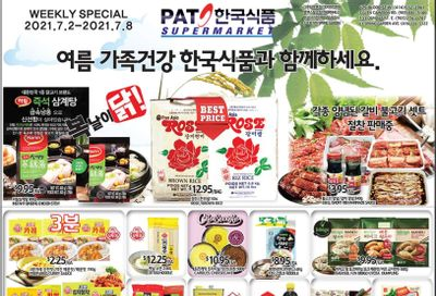 PAT Mart Flyer July 2 to 8