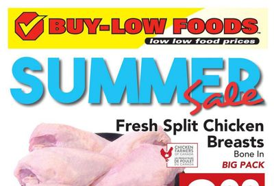 Buy-Low Foods Flyer July 4 to 10