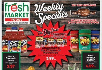 Fresh Market Foods Flyer July 2 to 8