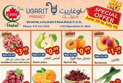 Ugarit Market Flyer June 29 to July 5