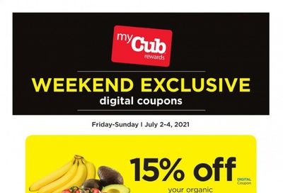Cub Foods (MN) Weekly Ad Flyer July 2 to July 4