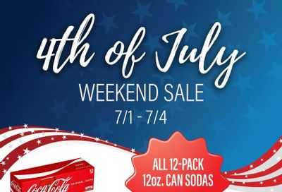 Commissary Weekly Ad Flyer July 1 to July 4