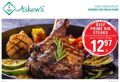 Askews Foods Flyer July 4 to 10