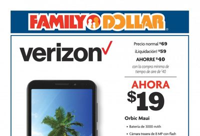 Family Dollar Weekly Ad Flyer July 1 to July 31