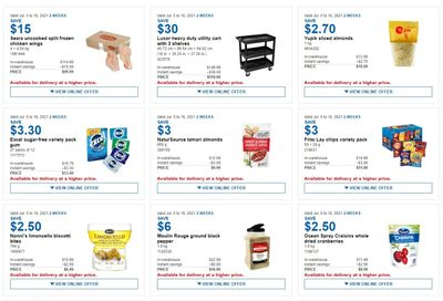 Costco Business Centre Instant Savings Flyer July 5 to 18