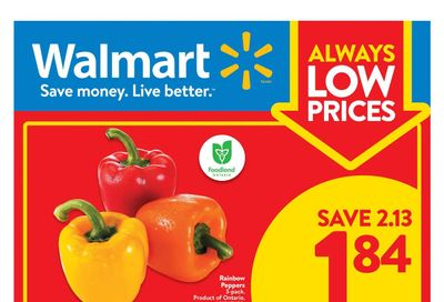 Walmart (ON) Flyer July 8 to 14