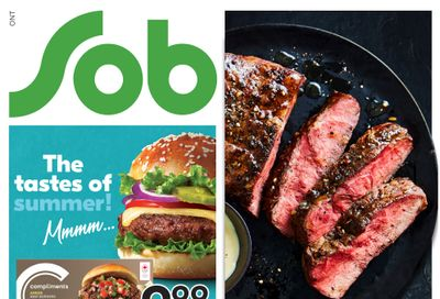 Sobeys (ON) Flyer July 8 to 14
