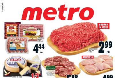 Metro (ON) Flyer July 8 to 14