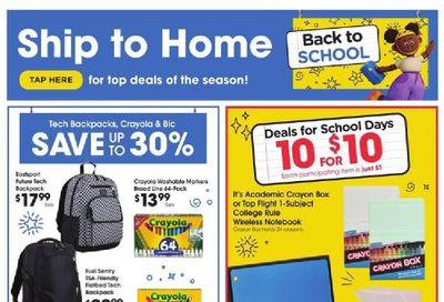 Kroger (GA, IL, LA, MI, OK, SC, TN, TX, VA) Weekly Ad Flyer July 7 to July 13