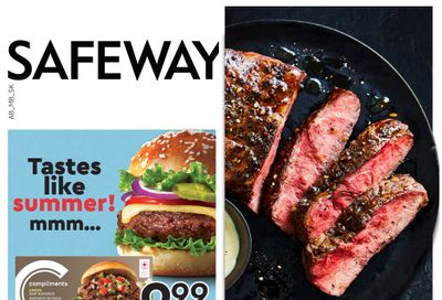 Sobeys/Safeway (AB) Flyer July 8 to 14