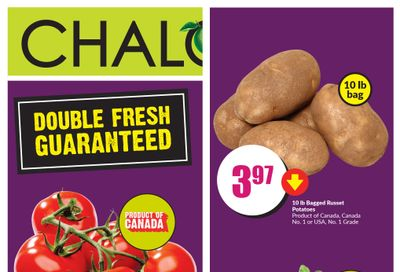 Chalo! FreshCo (West) Flyer July 8 to 14