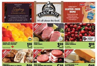 Farm Boy Flyer July 8 to 14