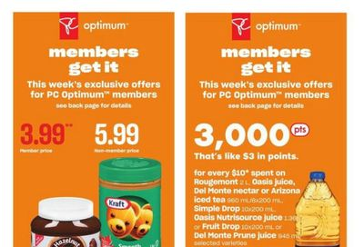 Loblaws City Market (West) Flyer July 8 to 14