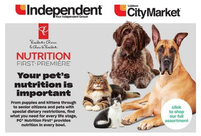 Independent Grocer (West) PetBook July 8 to August 4