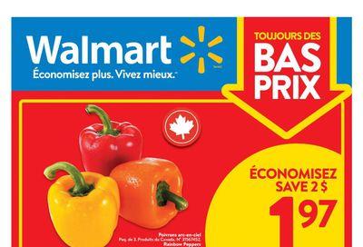 Walmart (QC) Flyer July 8 to 14