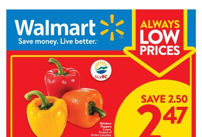 Walmart (West) Flyer July 8 to 14